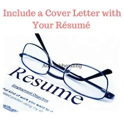 Writing a cover letter for a recruiter position